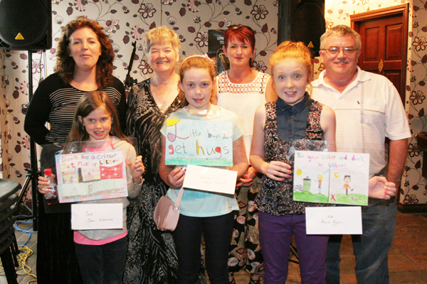 Prizes for anti litter poster competition
