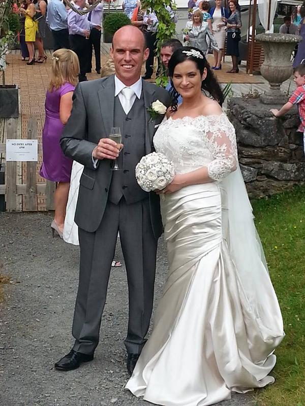 Eilish & Dave Wedding.